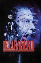 Hellraiser III: Hell on Earth - German Movie Poster (xs thumbnail)