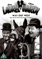 Way Out West - British DVD cover (xs thumbnail)