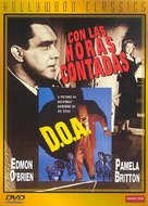 D.O.A. - Spanish DVD cover (xs thumbnail)