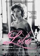 Lola - Greek Movie Poster (xs thumbnail)