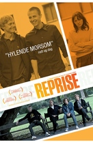 Reprise - Danish Movie Poster (xs thumbnail)
