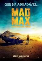 Mad Max: Fury Road - Brazilian Movie Poster (xs thumbnail)