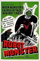 Robot Monster - Movie Poster (xs thumbnail)