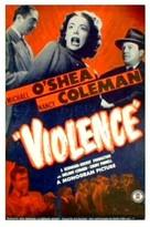 Violence - Movie Poster (xs thumbnail)
