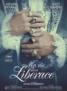 Behind the Candelabra - French Movie Poster (xs thumbnail)