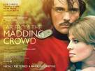 Far from the Madding Crowd - British Re-release poster (xs thumbnail)