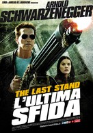 The Last Stand - Italian Movie Poster (xs thumbnail)