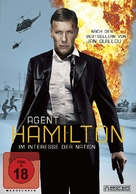 Hamilton - I nationens intresse - German Movie Cover (xs thumbnail)