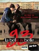 93: La belle rebelle - French Movie Poster (xs thumbnail)