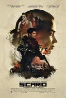 Sicario - Spanish Movie Poster (xs thumbnail)