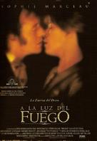 Firelight - Spanish Movie Poster (xs thumbnail)