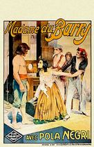 Madame DuBarry - French Movie Poster (xs thumbnail)