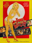 Jane and the Lost City - German Movie Poster (xs thumbnail)