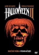 Halloween II - Czech DVD cover (xs thumbnail)