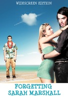 Forgetting Sarah Marshall - DVD movie cover (xs thumbnail)