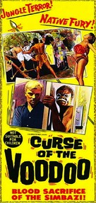Curse of the Voodoo - Australian Movie Poster (xs thumbnail)