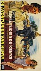 Mister Moses - Belgian Movie Poster (xs thumbnail)