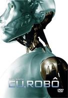 I, Robot - Brazilian Movie Cover (xs thumbnail)