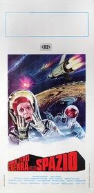 Anno zero - guerra nello spazio - Italian Movie Poster (xs thumbnail)