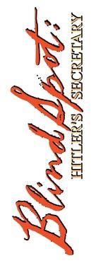 Im toten Winkel - Hitlers Sekretärin - Logo (xs thumbnail)