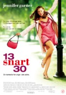 13 Going On 30 - Norwegian Movie Poster (xs thumbnail)