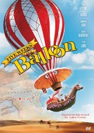 Five Weeks in a Balloon - DVD cover (xs thumbnail)