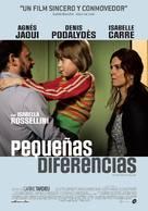 Du vent dans mes mollets - Argentinian Movie Poster (xs thumbnail)