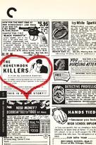 The Honeymoon Killers - DVD cover (xs thumbnail)