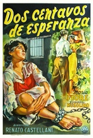 Due soldi di speranza - Argentinian Movie Poster (xs thumbnail)