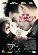 A Home at the End of the World - Finnish DVD movie cover (xs thumbnail)