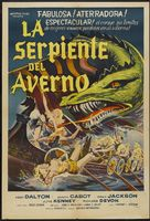 The Saga of the Viking Women and Their Voyage to the Waters of the Great Sea Serpent - Argentinian Movie Poster (xs thumbnail)