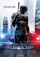 RoboCop - Finnish Movie Poster (xs thumbnail)