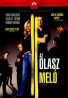 The Italian Job - Hungarian DVD cover (xs thumbnail)