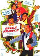 Allez France! - French Movie Poster (xs thumbnail)