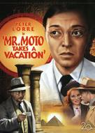 Mr. Moto Takes a Vacation - DVD cover (xs thumbnail)