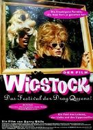 Wigstock: The Movie - German Movie Poster (xs thumbnail)