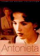Antonieta - German Movie Cover (xs thumbnail)