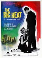 The Big Heat - Spanish Movie Poster (xs thumbnail)