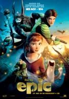 Epic - Dutch Movie Poster (xs thumbnail)