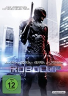 RoboCop - German DVD movie cover (xs thumbnail)