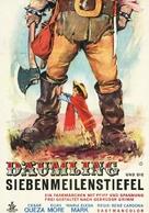 Aventuras de Joselito y Pulgarcito - German Movie Poster (xs thumbnail)