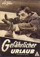 The Man Between - German poster (xs thumbnail)