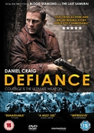 Defiance - British DVD movie cover (xs thumbnail)