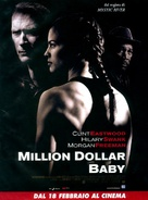 Million Dollar Baby - Italian Movie Poster (xs thumbnail)