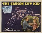 The Carson City Kid - Movie Poster (xs thumbnail)
