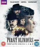 """Peaky Blinders"" - British Blu-Ray movie cover (xs thumbnail)"
