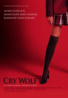 Cry Wolf - Movie Poster (xs thumbnail)