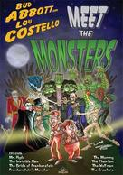 Abbott and Costello Meet the Monsters - Movie Cover (xs thumbnail)