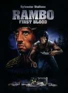 First Blood - Movie Poster (xs thumbnail)