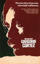 The Ballad of Gregorio Cortez - Movie Poster (xs thumbnail)